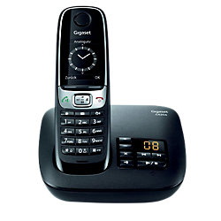 DECT Telefon C620A Schwarz