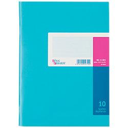 Spaltenbuch DIN A4 Blau 40 Blatt