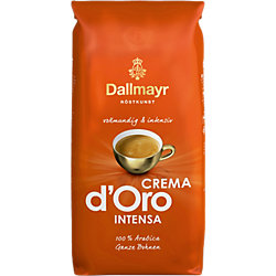 Kaffeebohnen Crema d'oro intensa 1000 g