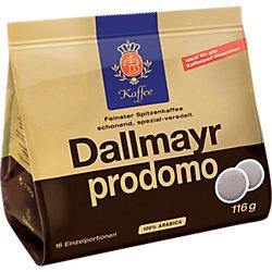 Kaffeepads Prodomo 16 Stück