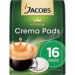 Kaffeepads Crema 16 Stück