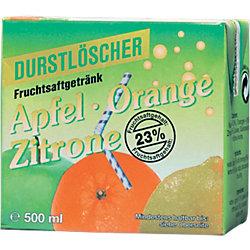 Fruchtgetränk Apfel-Orange-Zitrone