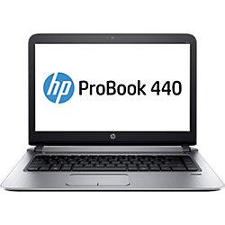 Notebook 440 G3 I7-6500U Intel HD Graphics 510 500 GB Windows 10