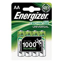 Batterien HR6 AA 1.2 V 4 Stück