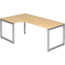 Schreibtisch VRS82/3 Ahorn