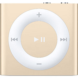 Apple iPod Shuffle 2 GB Golden