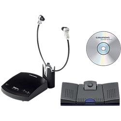 Diktier-/Transkriptionsset Premium Kit 568