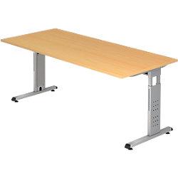 Rechteckiger Tisch VOS19/6 Buche