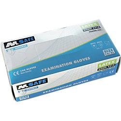 Handschuhe ungepudert Latex Small Transparent 100 Stück