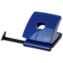 Bürolocher B225 Blau Bis 25 Blatt 2-fach