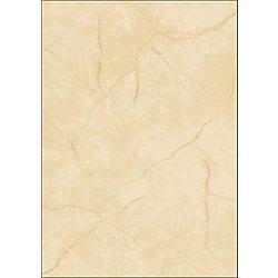 Design-Papier DIN A4 90 g/m² Beige 100 Blatt