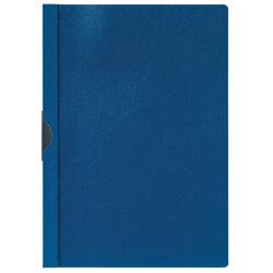 Klemmmappe DIN A4 Blau