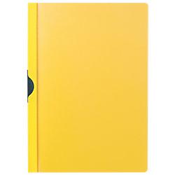 Klemmmappe DIN A4 Gelb