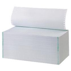 Computer-Endlospapier 08371 DIN A4 60 g/m² Ja Grün 2.000 Blatt