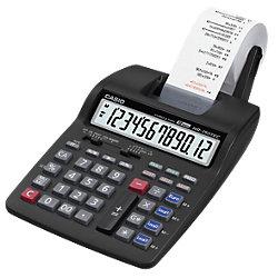 Druckender Tischrechner HR-150TEC 16,5 x 28,5 x 6,7 cm Schwarz