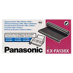 Folie KXFA136X Schwarz 2 Stück
