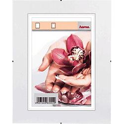Rahmenloser Bildhalter / 63026, 28,0 x 35,0 cm Clip-Fix, Normalglas