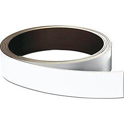 Magnetband 30 mm x 1000 cm /LS30 weiß