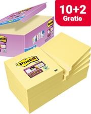 Jetzt nur 10,99€ Vorteilspackungen für Post-it Haftnotizen