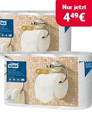 Sparen Sie über 35% Tork Toilettenpapier