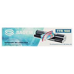 Druckfolie TTR900 Schwarz