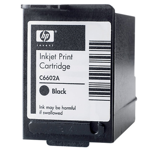 HP C6602A - Inktcartridge / Zwart