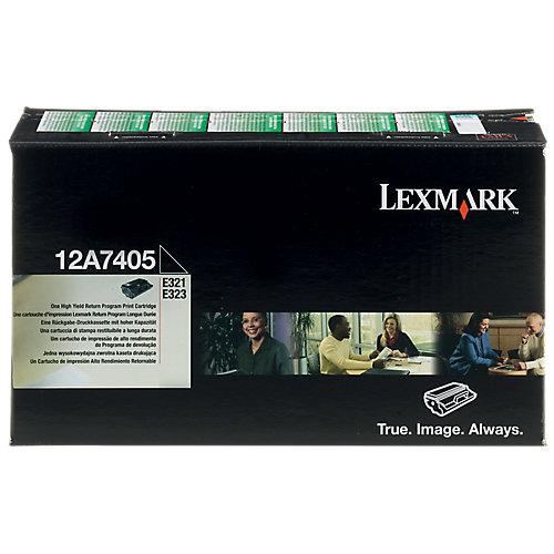 Lexmark Tonercassette »0012A7405«