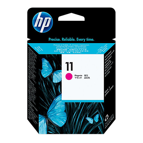 HP 11 - Inktcartridge / Magenta / Hoge Capaciteit
