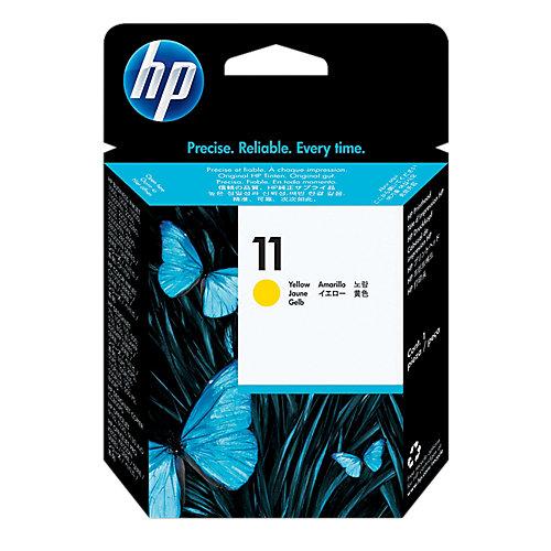 HP 11 - Inktcartridge / Geel / Hoge Capaciteit