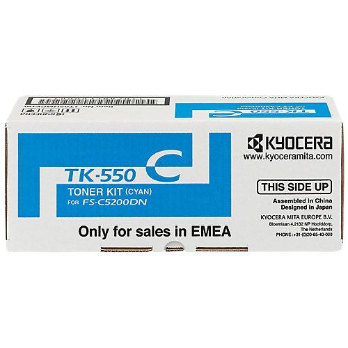 Kyocera Tonercartridge »TK-550K«