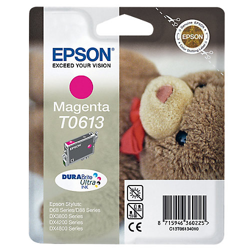Epson Inktpatroon »T061340«