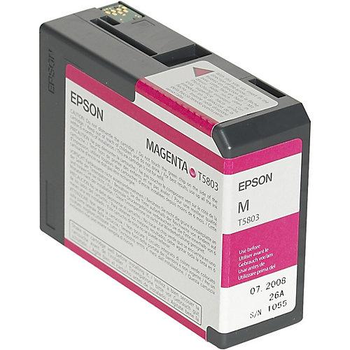Epson T5803 - Inktcartridge / Magenta