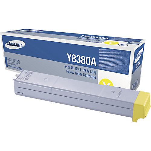 Samsung CLX-Y8380A - Tonercartridge / Geel