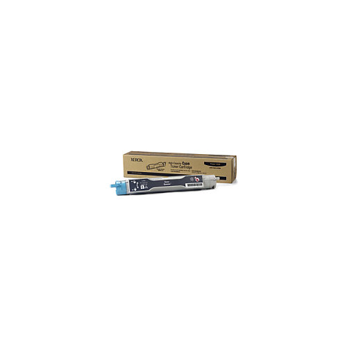 Tektronix 106R01144 - Tonercartridge Cyaan - Hoge capaciteit