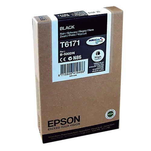 Epson T6171 - Inktcartridge Zwart - Hoge capaciteit