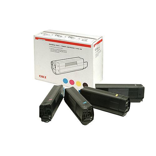 Toner Valuepack C5100 (4)