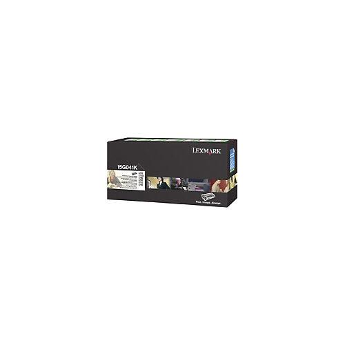 Lexmark Toner 15G041K zwart