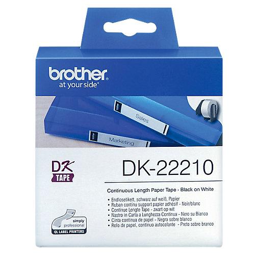 Brother Rol etiketten »DK-22210«