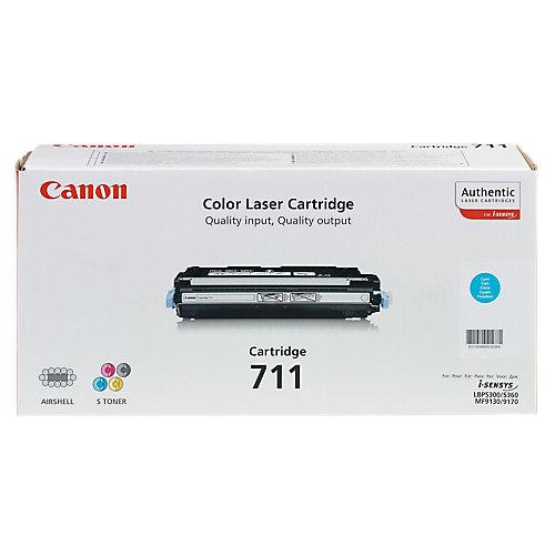 Canon 711 - Tonercartridge / Cyaan