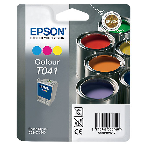 Epson Inktpatroon »T041040«