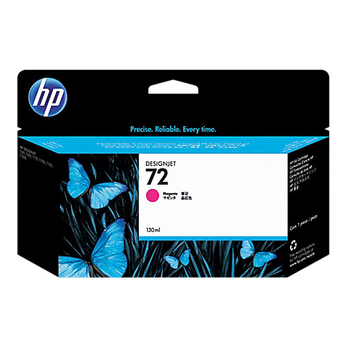HP 72 - Inktcartridge / Magenta