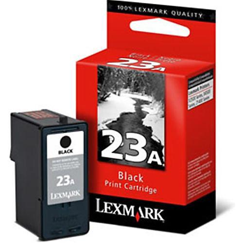 Lexmark 23A Inktcartridge - Zwart