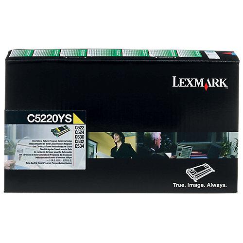 Lexmark Prebate-toner »00C5220YS«