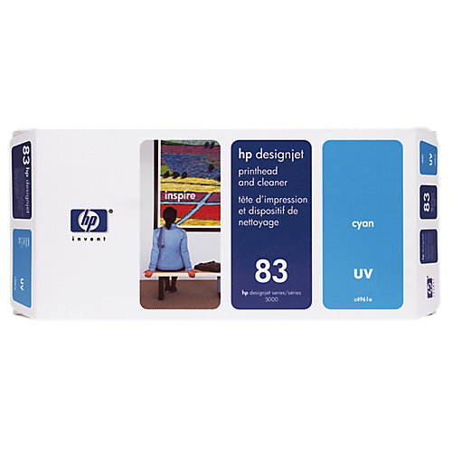 HP 83 - Inktcartridge / Cyaan