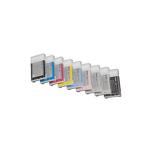 Epson T603900 - Fotocartridge / Licht Zwart