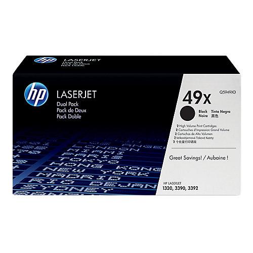 HP Dubbelpak toner »HP Q5949XD« HP 49X