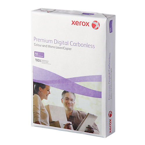Xerox Carbonless Formulierensets A4 80 g/m² 210x297 mm Wit/Geel 500 Vel