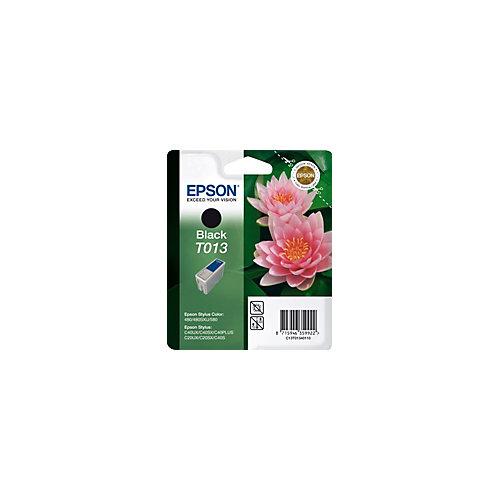 Epson T013 Inktpatroon - Zwart