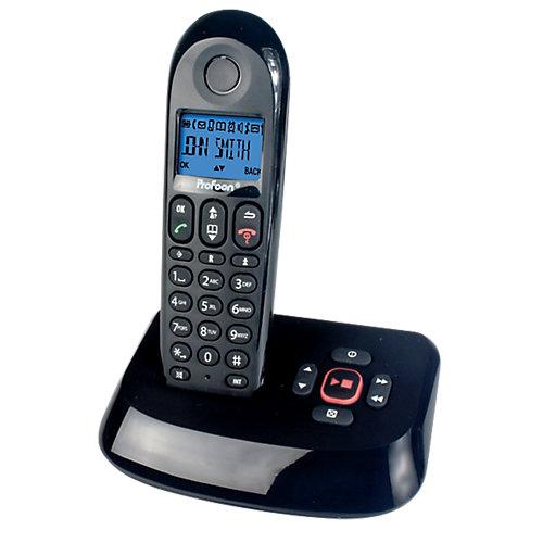 Profoon DECT telefoon met antwoordapparaat