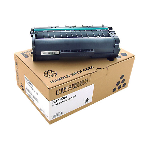 Ricoh - Black - original - toner cartridge - for Rex Rotary SP 300DN  Aficio SP 300DN